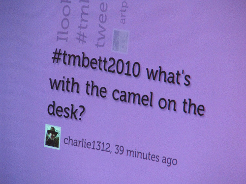 Teachmeetcamel